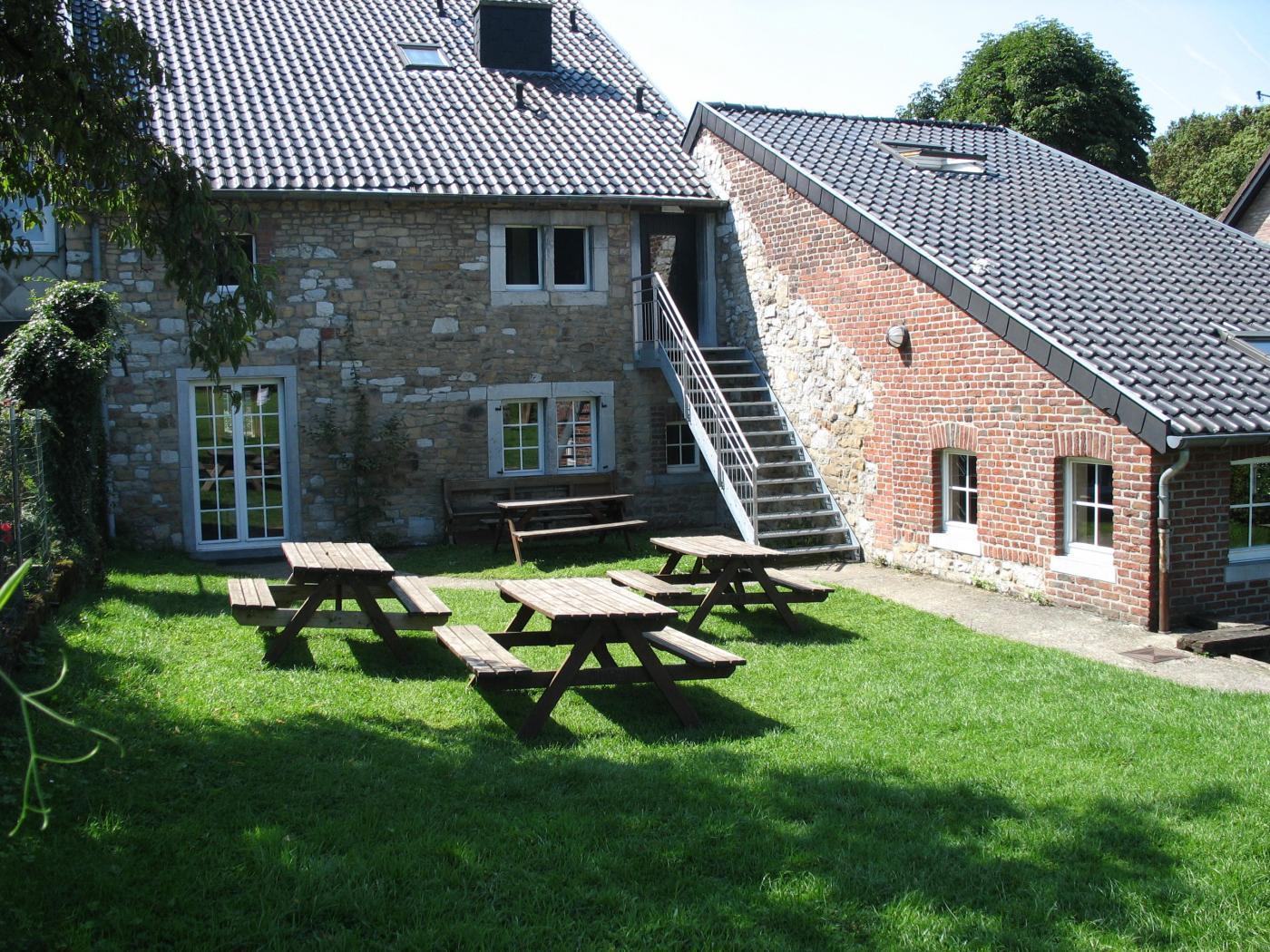 Ardennen vakantiehuis