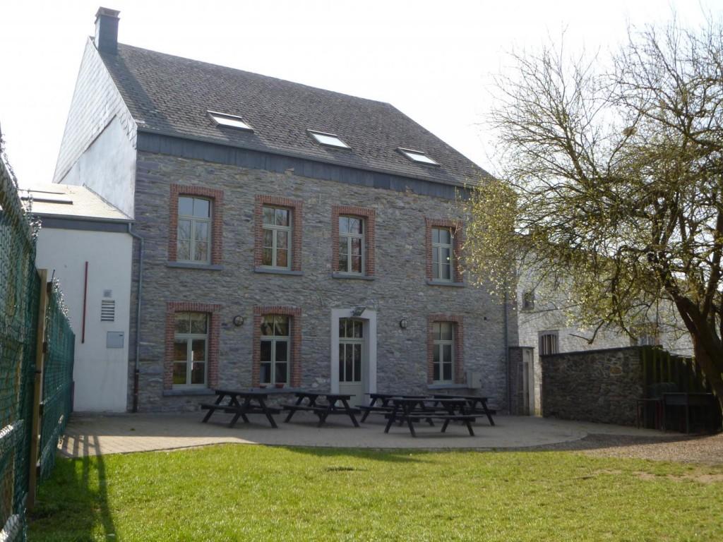 Vakantiehuizen België